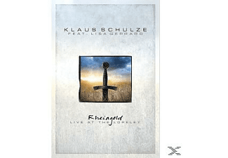 Lisa Gerrard - Klaus Schulze & Lisa Gerrard - Rheingold: Live At The Lorele [DVD]