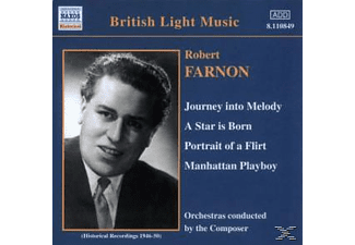Robert Joseph Farnon, Charles Williams - Journey Into Melody/A Star Is - (CD)