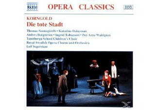 Royal Swedish Opera Choir Orche, Sunnegardh/Dalayman/+ - Die Tote Stadt - (CD)