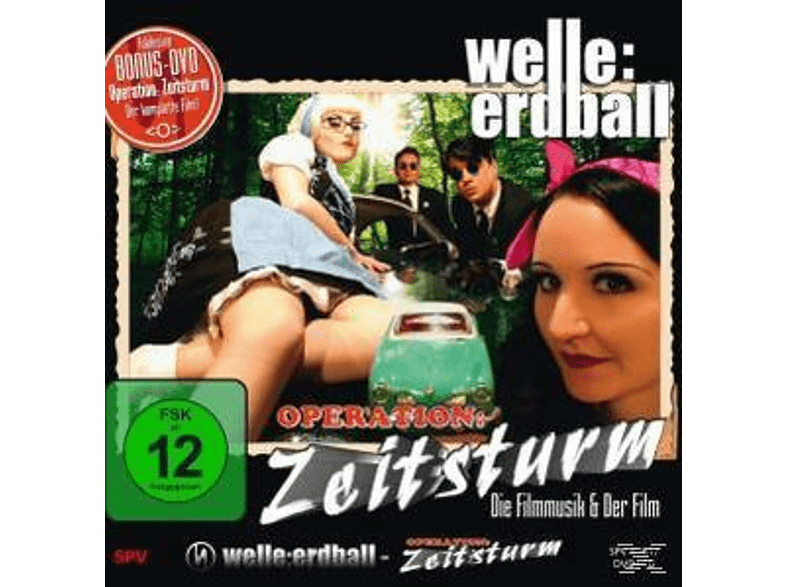 Welle Erdball - Operation Zeitsturm [DVD]
