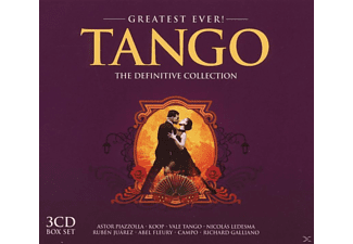 VARIOUS - Tango-Greatest Ever - (CD)