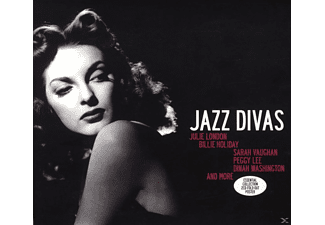 VARIOUS - Jazz Divas - Essential Collection - (CD)
