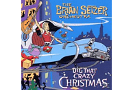 Brian Orchestra Setzer - Dig That Crazy Christmas [CD]