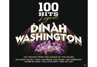 Dinah Washington - 100 Hits Legends - (CD)