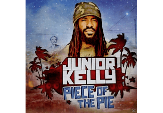 Junior Kelly - Piece Of The Pie - (CD)