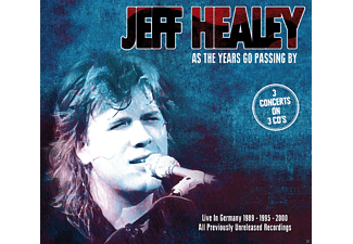 Jeff Healey - As The Years Go Passing By - Live in Germany - (CD)