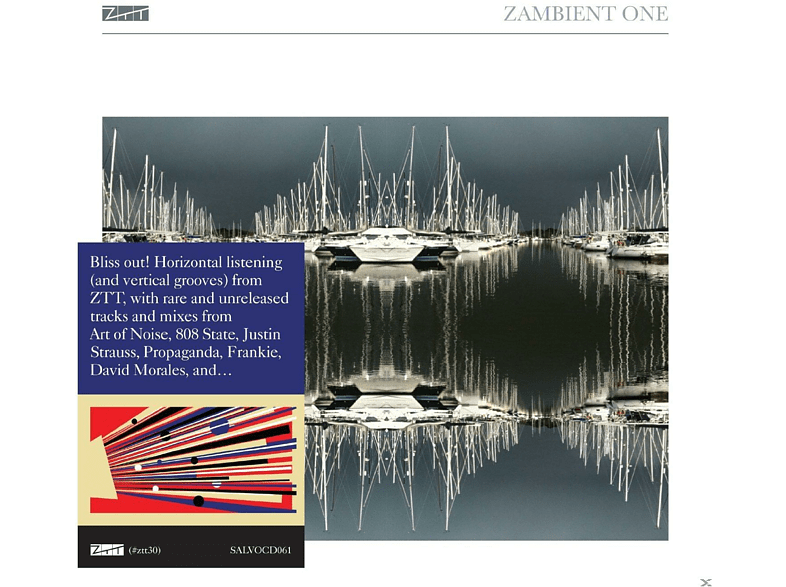 VARIOUS - Zambient One [CD]