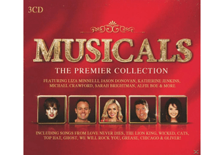 VARIOUS - Musicals - The Premier Collection - (CD)