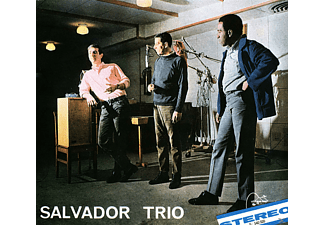 Salvador Trio - Tristeza - (CD)