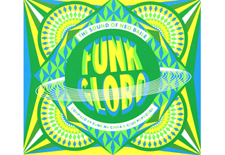 VARIOUS - Funk Globo-The Sound Of Neo Baile - (CD)