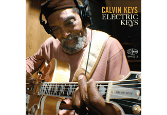 Keys Calvin - Electric Keys - (CD)