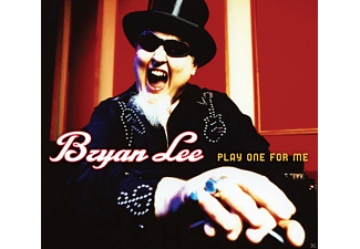 Bryan Lee - Play On For Me - (CD)