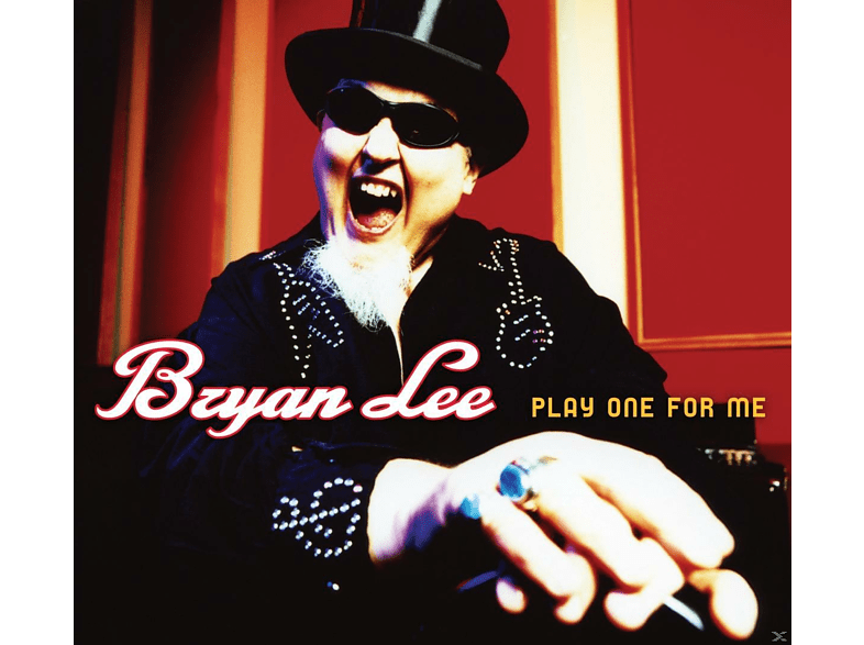 Bryan Lee - Play On For Me [CD]