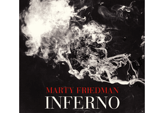 Marty Friedman - Inferno - (CD)