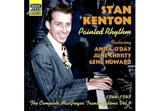 Stan Kenton - Painted Rhythm - (CD)