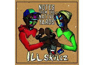 Ill Skillz - Notes From The Native Yards - (CD)