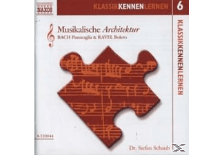 - Musikalische Architektur - (CD)