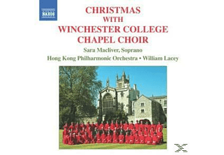 Winchester College Chapel Choi - Christmas With... - (CD)