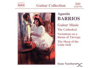 Agustin Barrios, Enno Voorhorst - Gitarrenwerke Vol.2 - (CD)
