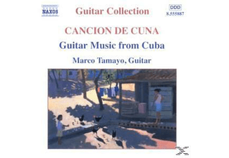 Marco Tamayo - Cancion De Cuba - (CD)