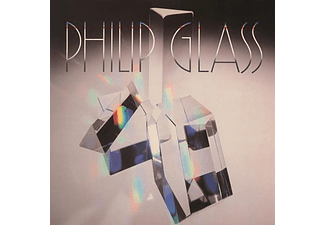 Philip Glass - Glassworks (Vinyl LP (nagylemez))