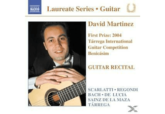 David Martinez - Gitarrenrecital - (CD)