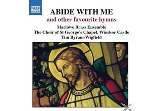 Marlowe Brass Ensemble, Byram-Wigfield/St.George's CH - Abide With Me - (CD)