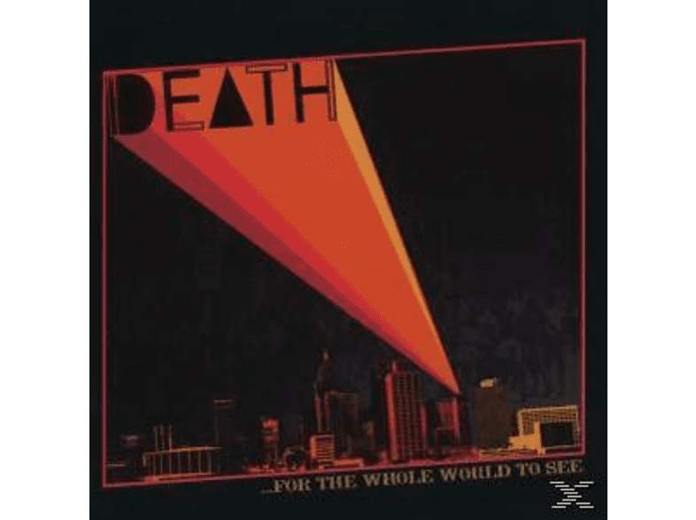 Death - For The Whole World To See [CD]