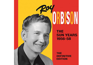 Roy Orbison - Sun Years 1956-1958 (Vinyl LP (nagylemez))