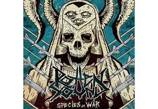 Rotten Sound - Species At War - (CD)