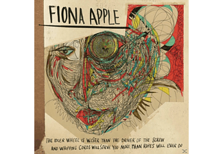 Fiona Apple - The Idler Wheel Is Wiser Than The Driver Of The Screw - (CD)