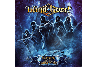 Wind Rose - Wardens Of The West Wind [CD]