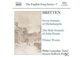 Philip & Bedford Langridge, Langridge,Philip/Bedford,St. - English Song Series Vol.7 - (CD)