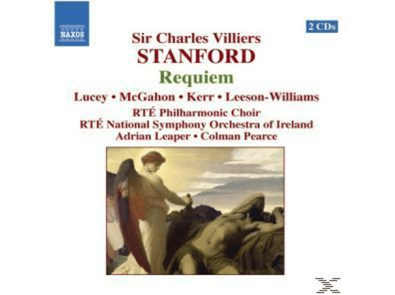 Kerr, Lucey, Mcgahon, Leeson-williams, National Symphony Orchest, Adrian/rte Nso Ireland Leaper - Requiem [CD]