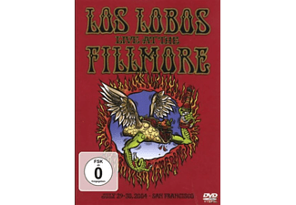 Los Lobos - Live At The Filmore [DVD]