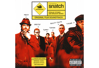 VARIOUS - Snatch - (CD)