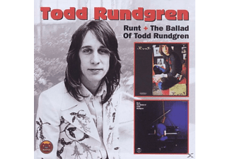 Todd Rundgren - Runt & The Ballad Of Todd Rundgren (+Bonus) - (CD)