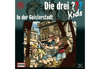 SONY MUSIC ENTERTAINMENT (GER) Die drei ??? Kids 15: In der Geisterstadt