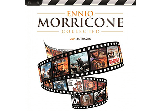 Ennio Morricone - Collected (Vinyl LP (nagylemez))