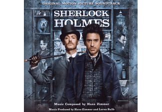 Hans Zimmer - Ost/Sherlock Holmes - (CD EXTRA/Enhanced)