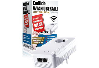 DEVOLO Powerline dLAN 1200+ WiFi ac (9386)