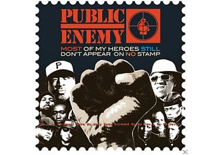 Public Enemy - Most Of My Heroes Still Don't Appear On No Stamp - (CD)