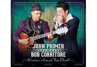 John Primer, Bob Corritore - Knockin' Around These Blues - (CD)