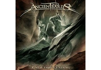 Ancient Bards - A New Dawn Ending - (CD)