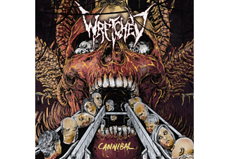 Wretched - Cannibal - (CD)