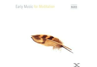 VARIOUS - Early Music For Meditation - (CD)