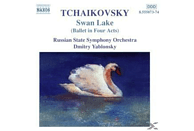 Dmitry Yablonsky, Russian State Symphony Orchestra - Schwanensee [CD]