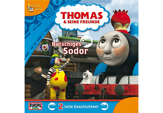 SONY MUSIC ENTERTAINMENT (GER) Thomas & seine Freunde 19: Rutschiges Sodor