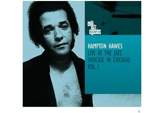 Hampton Hawes - Enja Jazz Classics: Live At The Jazz Shocase - (CD)
