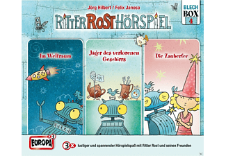 SONY MUSIC ENTERTAINMENT (GER) Ritter Rost Box 04